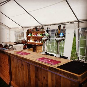 Draught beer dispense hire