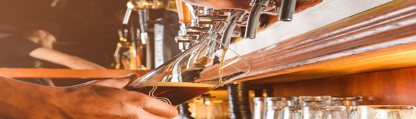 Draught beer dispense system hire