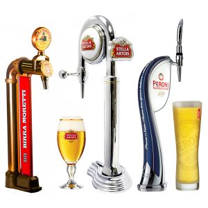 Bar hire and keg hire services from Hops & Bubbles